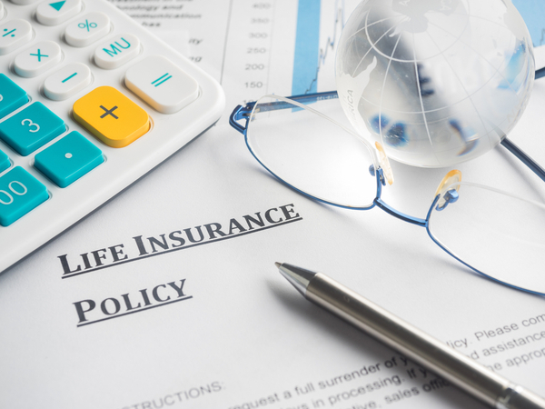There are three major types of life insurance that can be held within super: