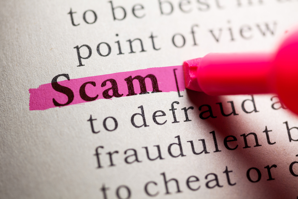 How do scams work?