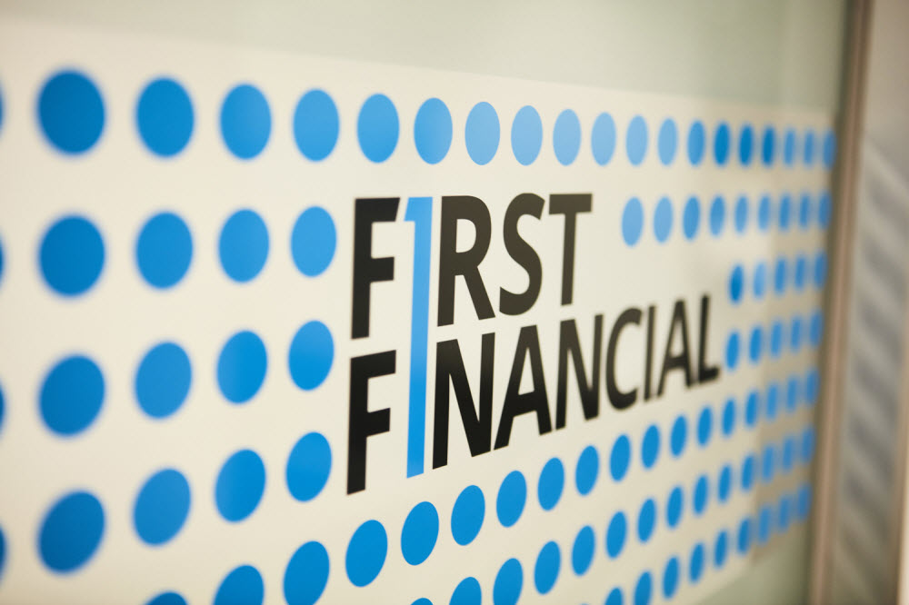 Welcome to First Financial