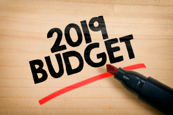 First Financial – 2019 Budget Review