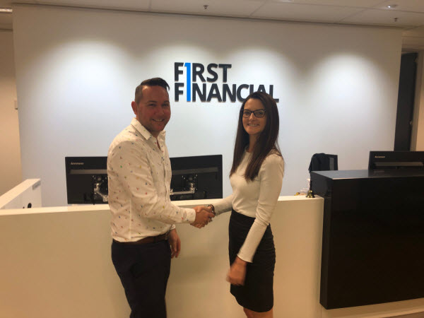 Returning to First Financial