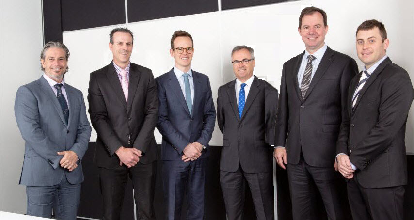 First Financial - Principals