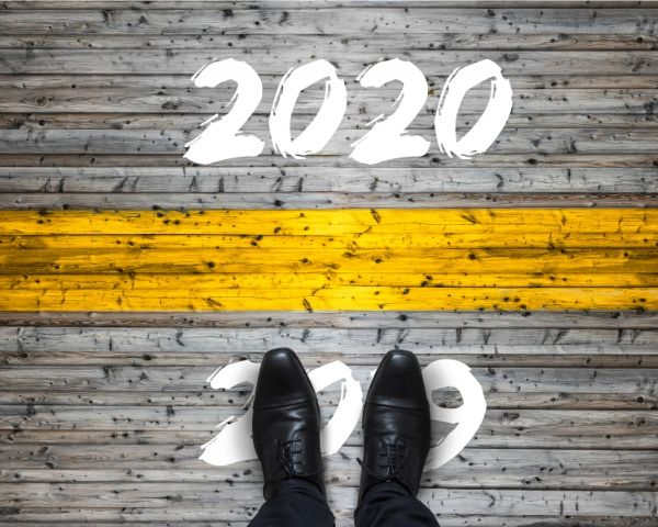 A Message from Ben Rossi… welcome to 2020