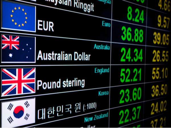 Currency and commodity fluctuations