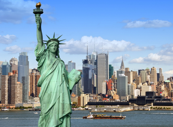 Niagara Falls, Philadelphia, Washington, New York and beyond