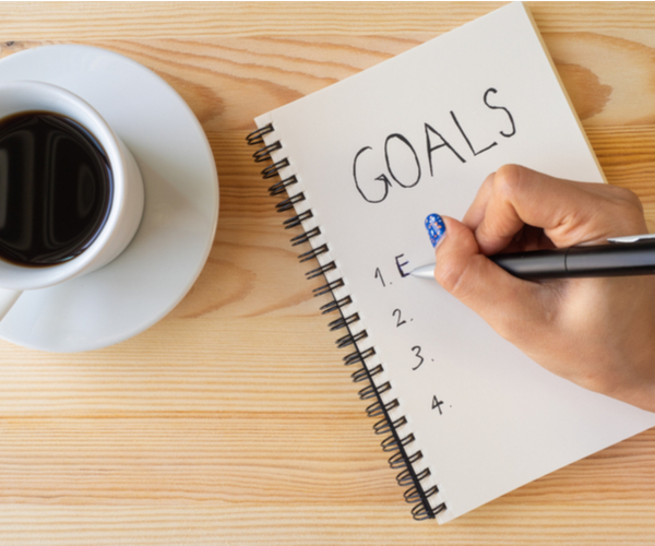 7. Set yourself achievable goals