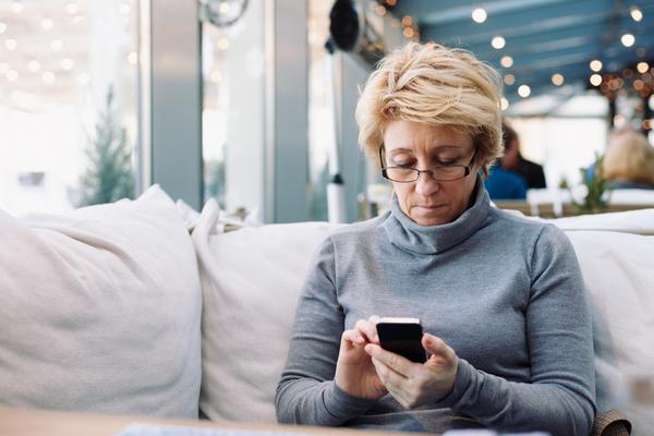 COVID-19 testing SMS phishing