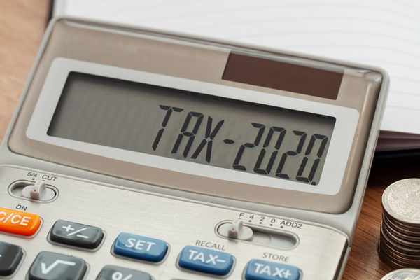 Tax time 2020