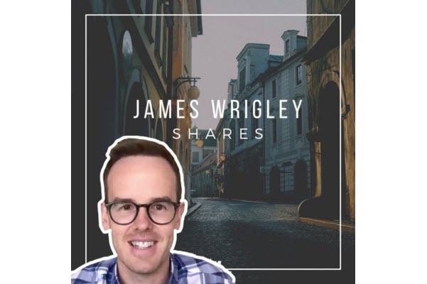 James Wrigley shares