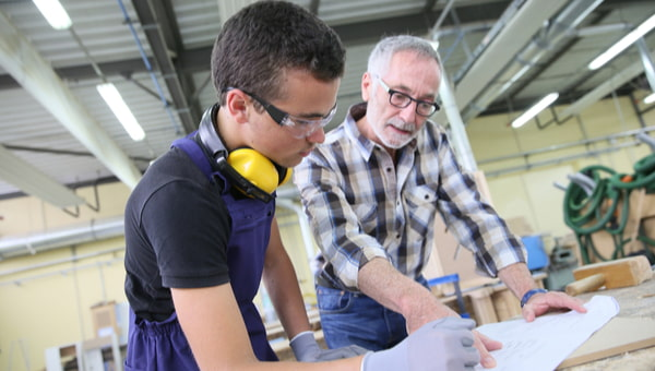 Boosting apprenticeships