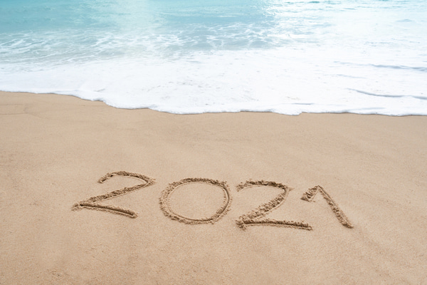 Welcome to 2021 - a message from Ben Rossi