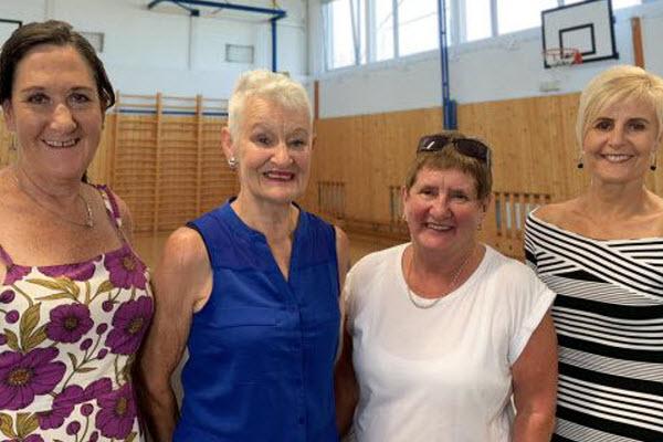 Aussie Butterflies basketball team – reaching their goals