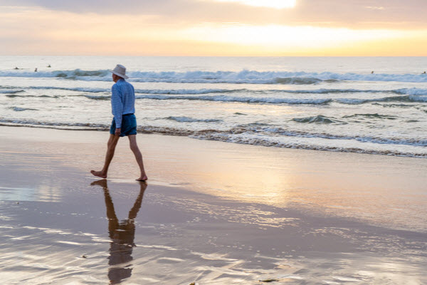 Embracing retirement alone