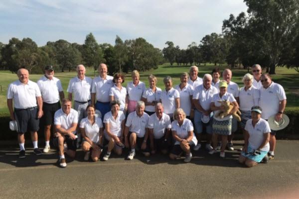Murray Greys Golf Tour
