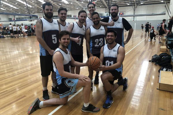First Financial in the National Corporate Games