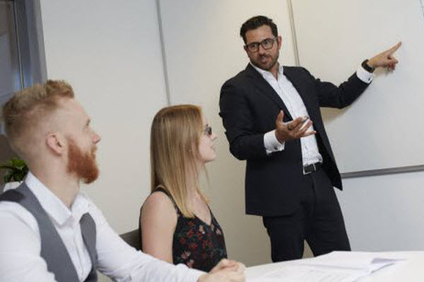 First Financial Training Program Promotes In-house Talent