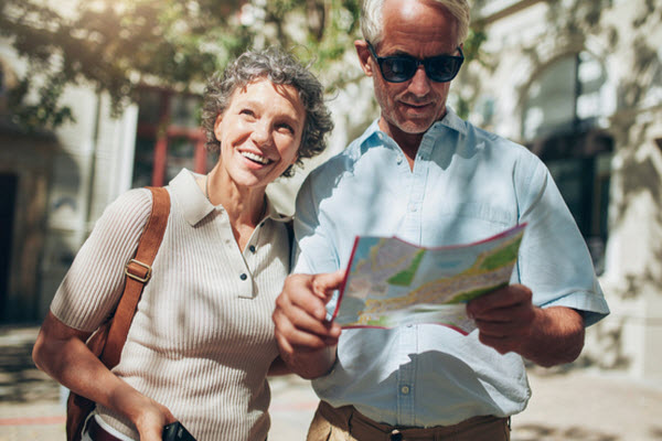 Is travelling one of your retirement goals?