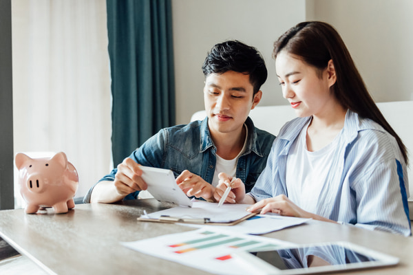 Financial planning for life stages